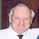 Photograph of Brendan O Beirne